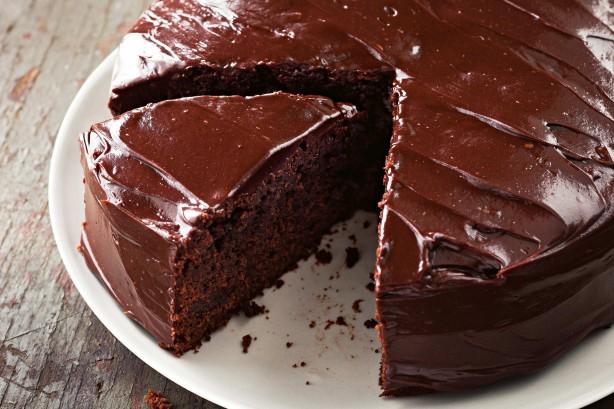 עוגת השוקולד האולטימטיבית שלי