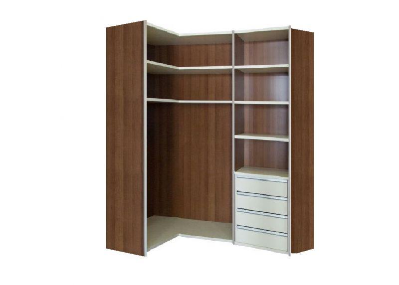 ארון המתאים לחדר ארונות בדירת קבלן סטנדרטית. מספק אתכם?