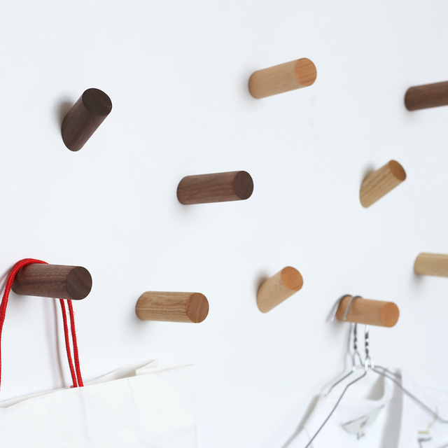 10 - Ikea attaccapanni da muro ...