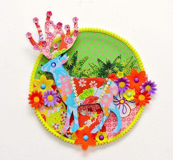 תמונת איל צבעונית ושמחה מבית Tutika. ניתן למצוא במרמלדה מרקט.
