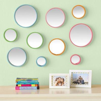 pb-teen-bubble-dot-mirror-set