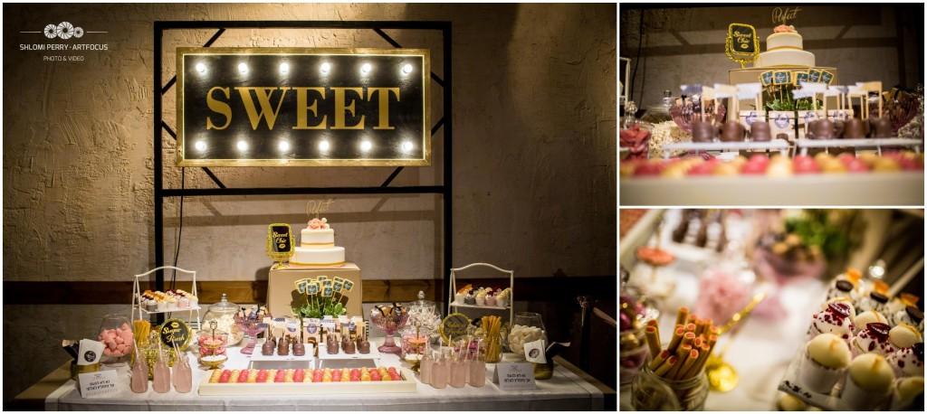 הפקת האירוע עד רמת עיצוב וסגנון שולחנות האוכל. צילום: שלומי פרי ארט פוקוס