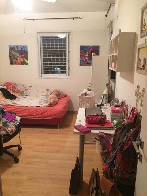 חדר בת ה-15 לפני