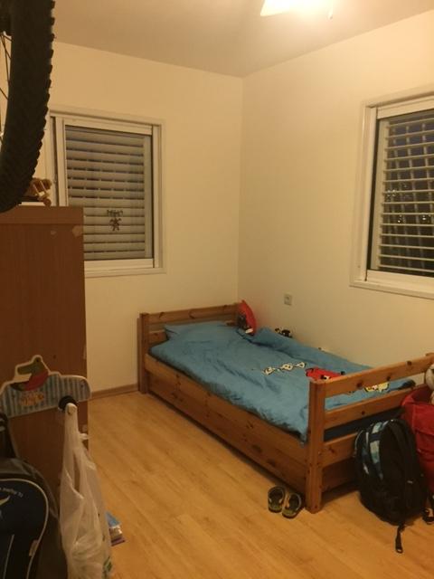 חדר הבן לפני