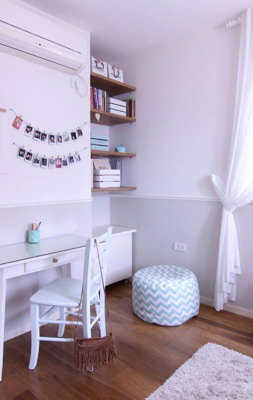 חדר נערה. עיצוב וצילום: רוית רוד
