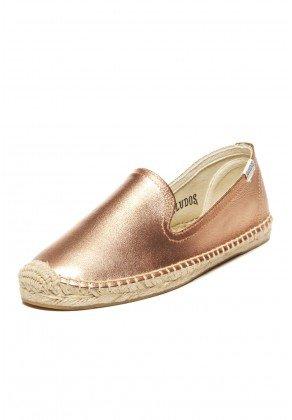 נעלי אספדריל מוזהבות של Story. שלמות.